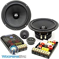 Es-62i - CDT Audio Gold Series 6.5 Eurosport Component Speakers