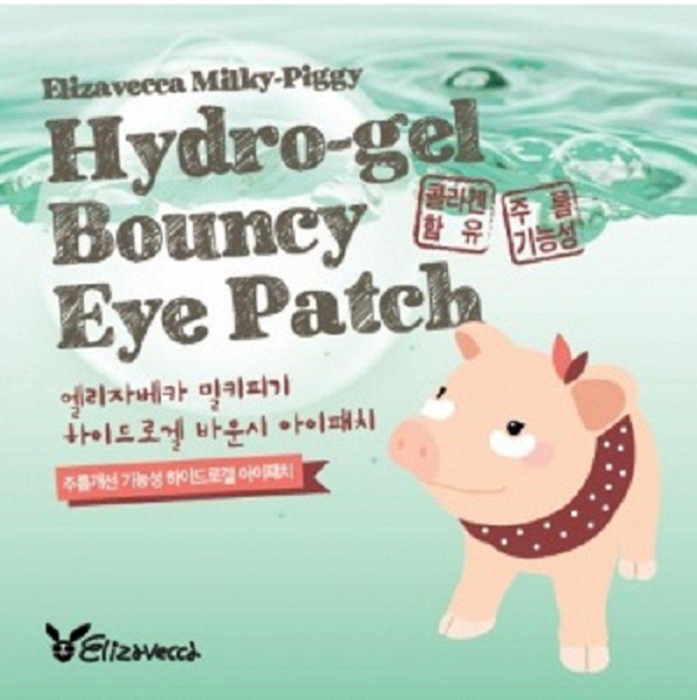 Hydro-gel Bouncy Eye Patch -Elizavecca Milky Piggy by Elizavecca