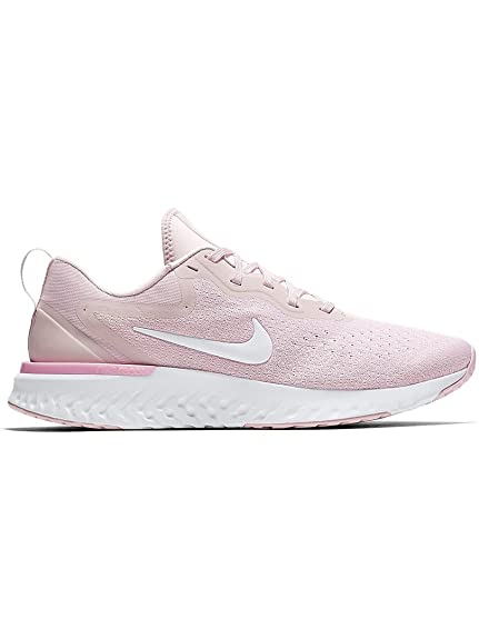 7de2f8f6974d92 Nike Womens Odyssey React Pink-White-Rose  Amazon.in  Shoes   Handbags