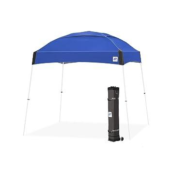 E-Z UP Dome Instant Shelter Canopy 10 by 10u0027 Royal Blue  sc 1 st  Amazon.com & Amazon.com : E-Z UP Dome Instant Shelter Canopy 10 by 10u0027 Royal ...