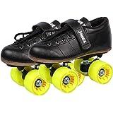 Hipkoo JJ Jonex Gold Shoe Skates Size 11,12,1,2,3,4, (for Kids) and 5,6,7,8,9 (Adults)