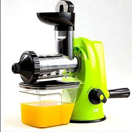 Compra Exprimidor de limones manual licuadora zumo de mano Inicio ...
