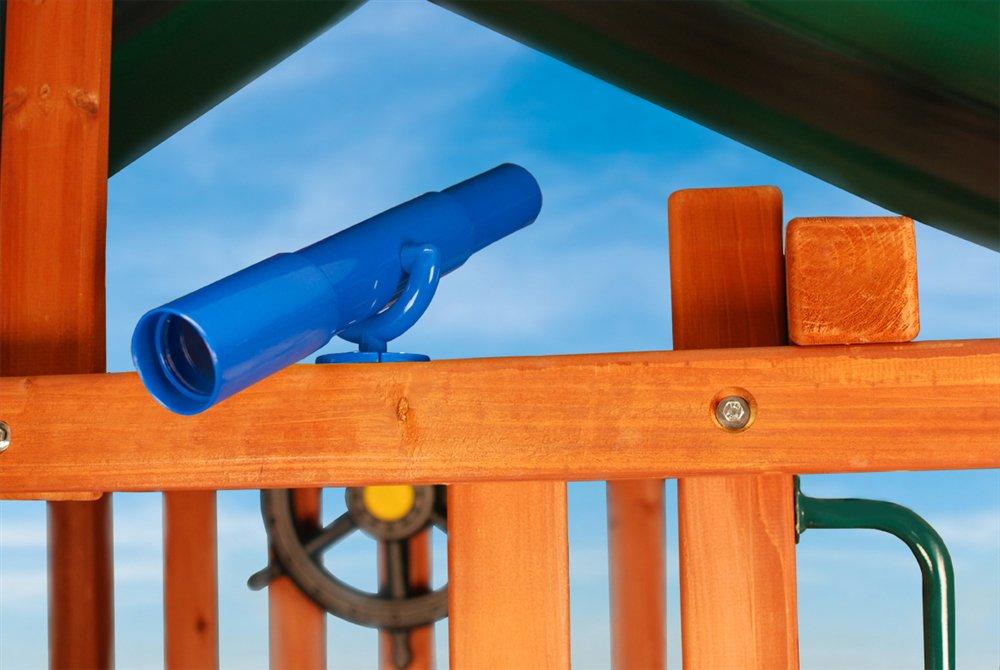 Gorilla Gorilla Gorilla Playsets Telescope Farbe: Blau by Gorilla Playsets d0001c
