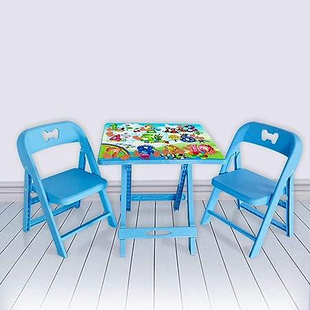 Tavoli Pieghevoli Per Bambini.Tavolo E Sedia Pieghevoli Per Bambini Tavolo Da Gioco Portatile