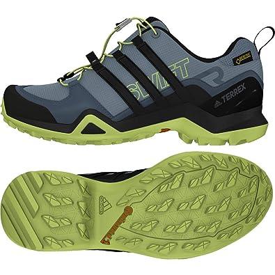 89643d885 adidas Women's Terrex Swift R2 GTX Low Rise Hiking Shoes, Grey  Rawgre/Cblack/Sefrye, 9 UK: Amazon.co.uk: Shoes & Bags