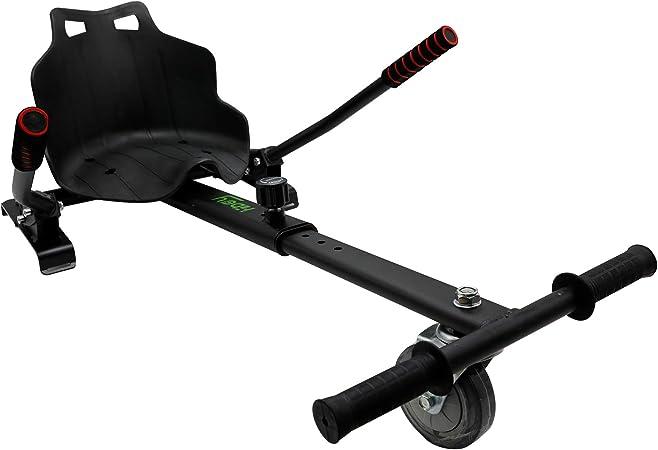 HIBOY Asiento Kart Silla Self Balancing Compatible con Todos los Patinetes Eléctricos de 6.5, 8 y 10 Pulgadas: Amazon.es: Deportes y aire libre