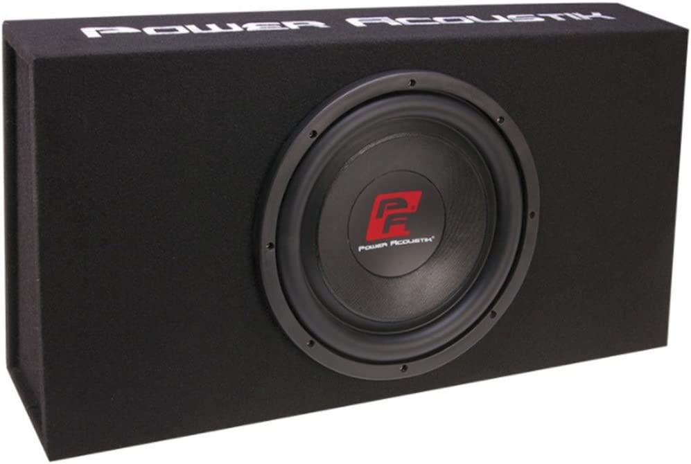 "Sealed Sub Enclosure Box Power Acoustik Mofo-152X 15/"" 3000 Watt Car Subwoofer"