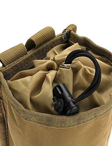 zxc/ls1647 Molle funciones Militar Molle zxc/ls1647 bolsa de cintura al aire libre botella de agua bolso Caza Agua Bolsas para Viaje 9afc67