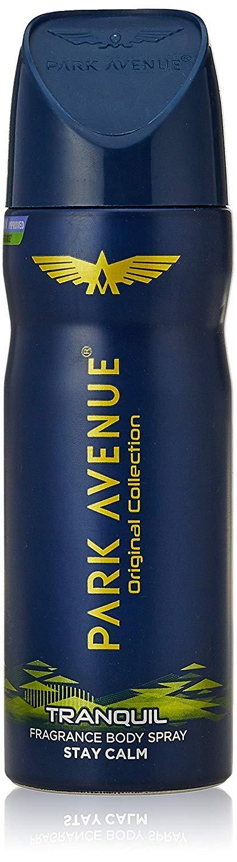 Park Avenue Tranquil Fragrance Body Spray for Men, 150ml