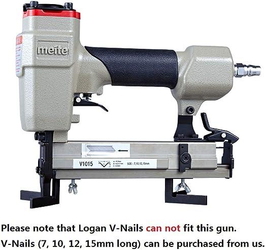 V1015b V Nagler Druckluftnagler Bilderrahmen Tischler  7mm~15mm Druckluft-Nagel