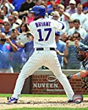 "MLB Kris Bryant Chicago Cubs 1st at Bat Photo (Size: 8"" x 10"")"