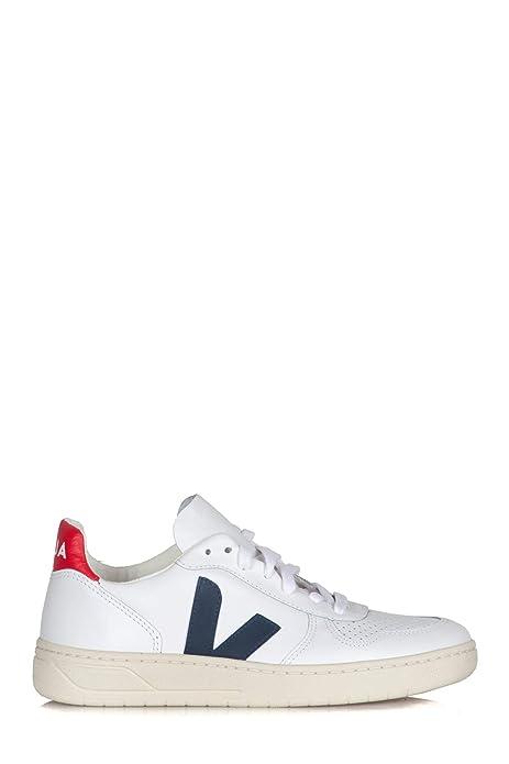 Veja - Sneakers Mujer Blanco VX021267 Leather: Amazon.es: Zapatos y complementos