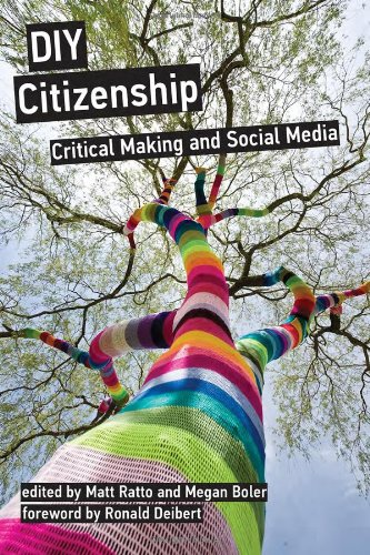 Books : DIY Citizenship: Critical Making and Social Media