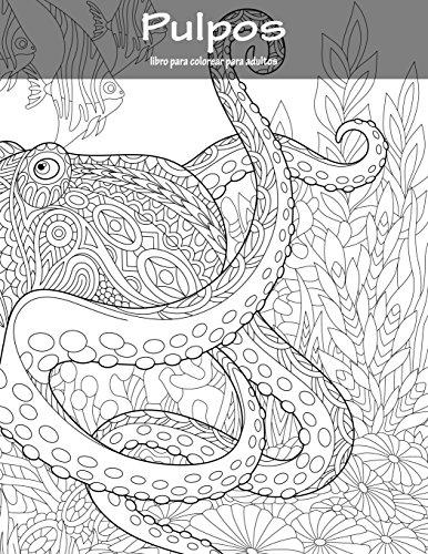 Pulpos libro para colorear para adultos: 1 libro .pdf Nick Snels ...