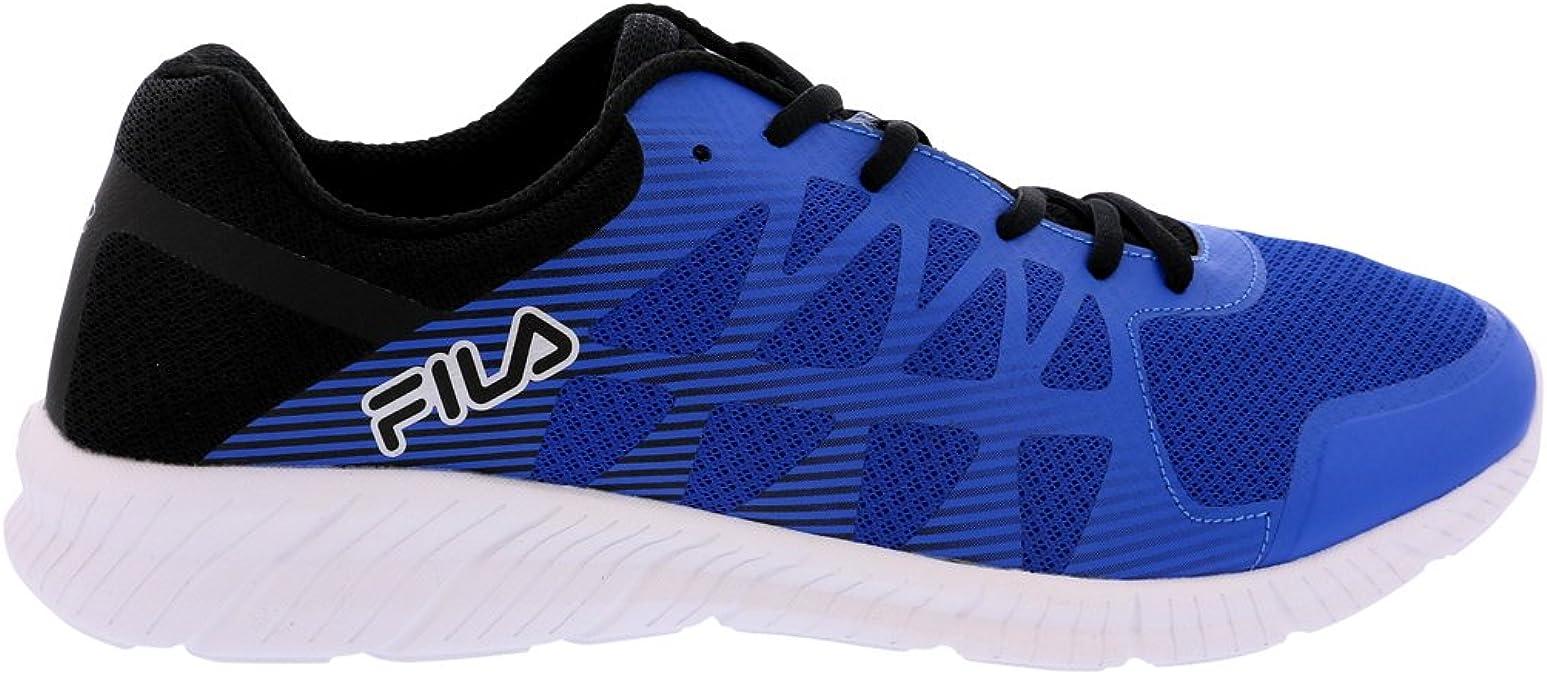 Fila Memory Finity - Zapatillas deportivas para hombre, malla azul, sintéticas, 10,5 M: Amazon.es: Zapatos y complementos