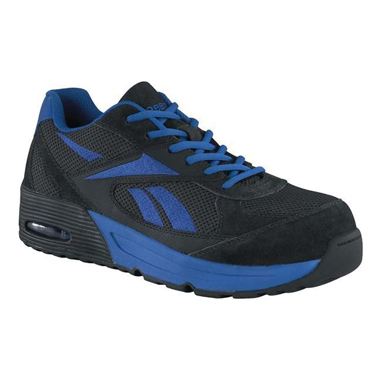 RB4721 Reebok Men's Beviad Safety Shoes - Dark Grey