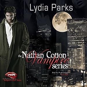 The Nathan Cotton Vampire Series, Books 1-5 Audiobook