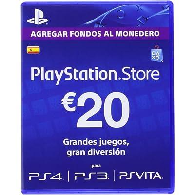 Sony - Tarjeta De Carga PSN De 20 - Reedición (PS3)