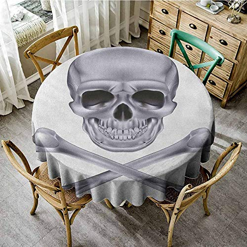 Rank-T Print Round Tablecloth 43