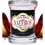 Redsaff - Royal Quality Afghan Saffron { 3 Grams, 0.105 Oz } Rated #1 BY ITQI for it's Superior Quality Among Spanish & Persian Saffrons | Imported and Packed From Our Most Recent Cultivated Saffron | 100% Pure All Red Genuine Afghan Saffron, Not Cheap, Not Fake, Not Mixed. by Redsaff