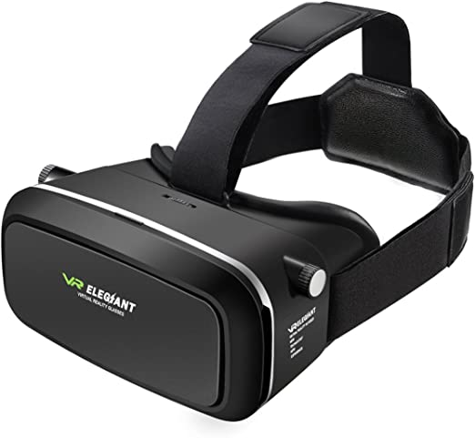 3D Glasses Video Headset VR Virtual Reality For SAMSUNG iPhone Smartphones