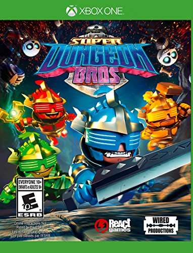 Super Dungeon Bros. - Xbox One (Super Scary Stuff)