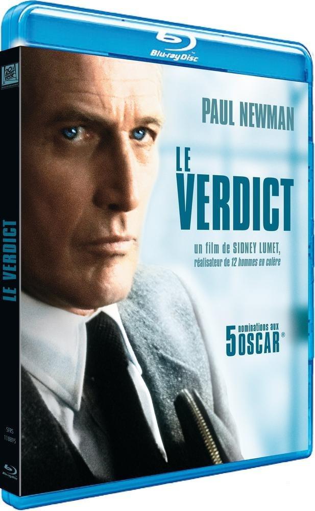 Le Verdict [Blu-ray]: Amazon.co.uk: Paul Newman, Charlotte Rampling ...