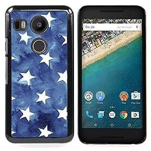 - Stars Stripes Usa Blue American Flag - - Monedero pared Design Premium cuero del tir???¡¯???€????€???????????&