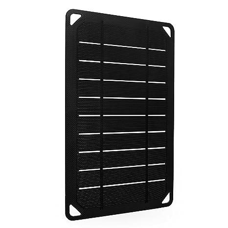 Renogy E.Flex 5W Portable Monocrystalline Solar Panel with ...