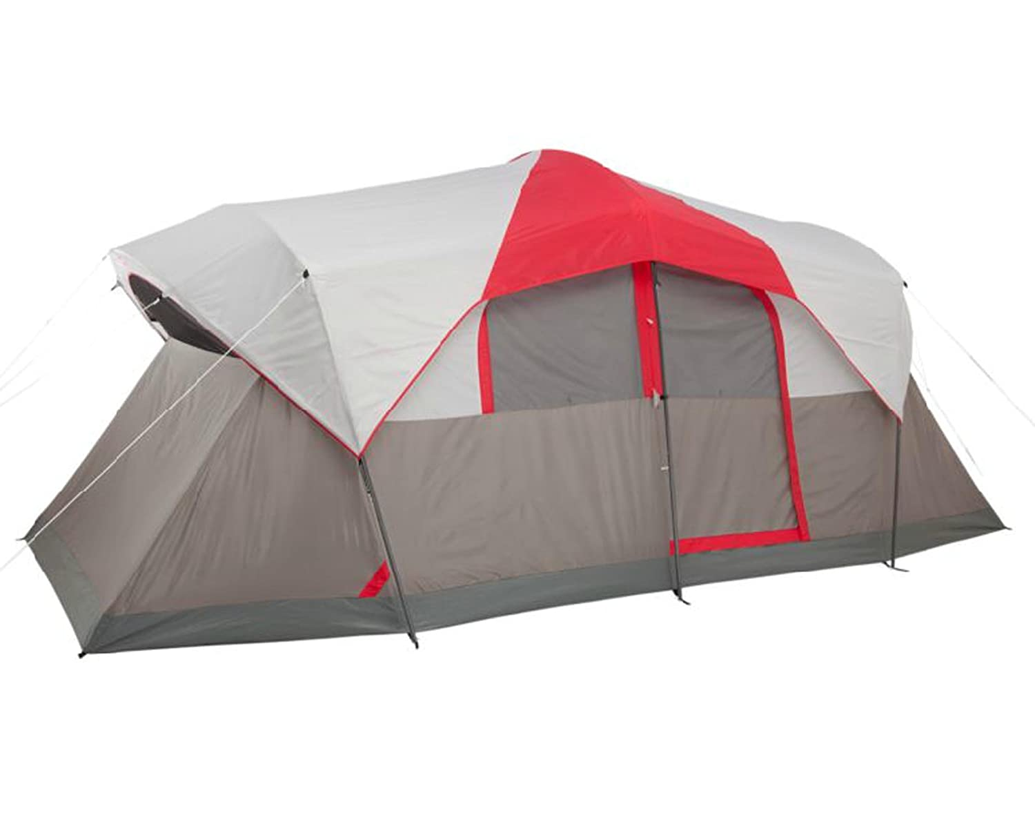 Amazon.com  Coleman WeatherMaster 10 Person 2 Room Family C&ing Tent w/ LED Light System  Sports u0026 Outdoors  sc 1 st  Amazon.com & Amazon.com : Coleman WeatherMaster 10 Person 2 Room Family Camping ...