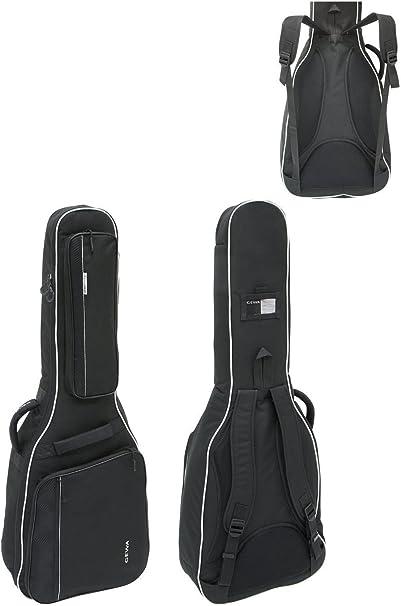 Gewa Funda para guitarra Prestige 25 Line Bajo Acústico: Amazon.es ...