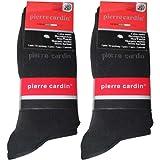 Pierre Cardin Hombre Calcetines Negro Tamaño 43–46 negro negro 43/46