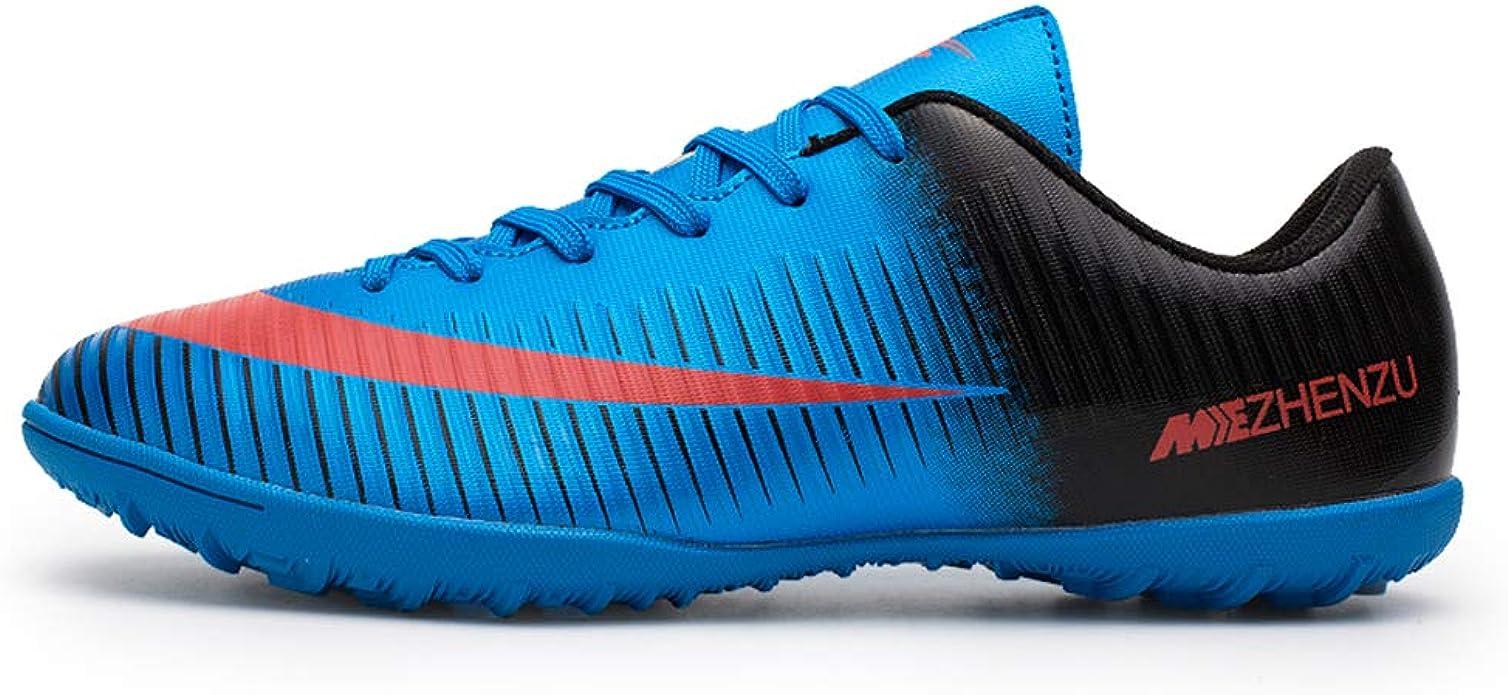 Topoption Scarpe da Calcio Professionale Sportivo allaperto Scarpe da Allenamento per Calzature da Calcio Teenager