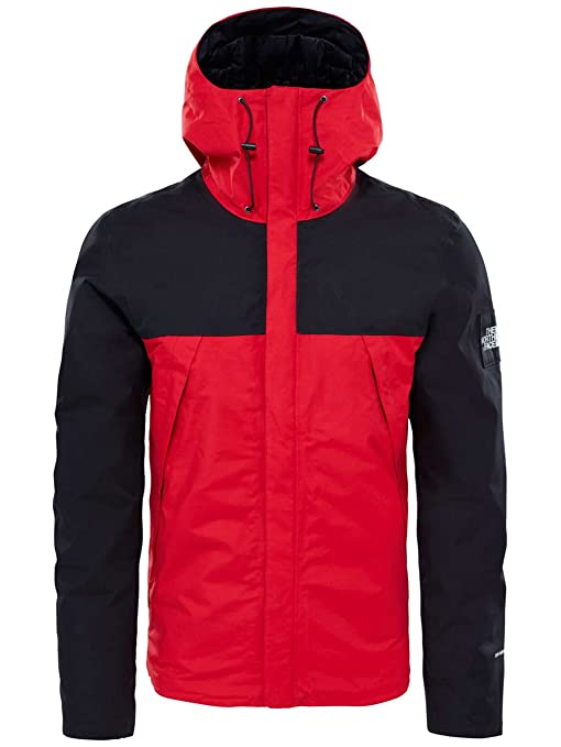 9294ef133 North Face M 1990 Mountain Jacket - Thermoball - Giacca, Uomo, Rosso ...