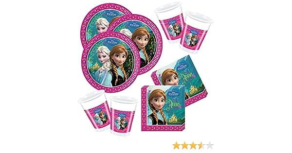36 piezas set el Reino del Hielo Cumpleaños de los niños ...