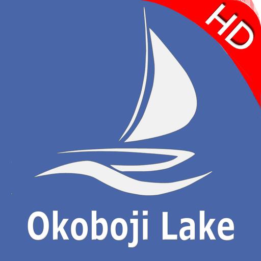 Okoboji Lake Offline GPS Nautical Charts: Amazon.es: Appstore para Android