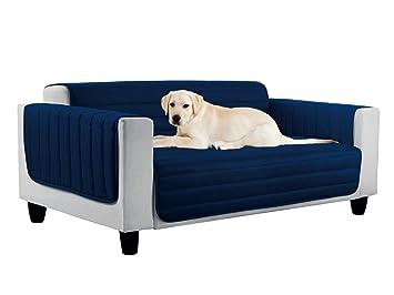 HomeLife – Funda para sofá Acolchada de Dos plazas, Tres o Cuatro plazas – Funda
