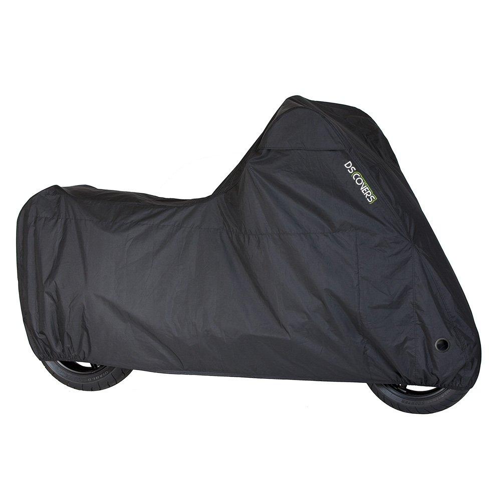 Grand Noir DS Housses 8718657940076/Alfa Housse de Protection pour Moto