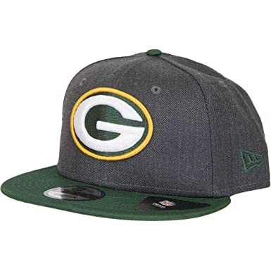 New Era NFL Heather 9fifty Grepac Gorra, Hombre, dk Grey, M/L ...