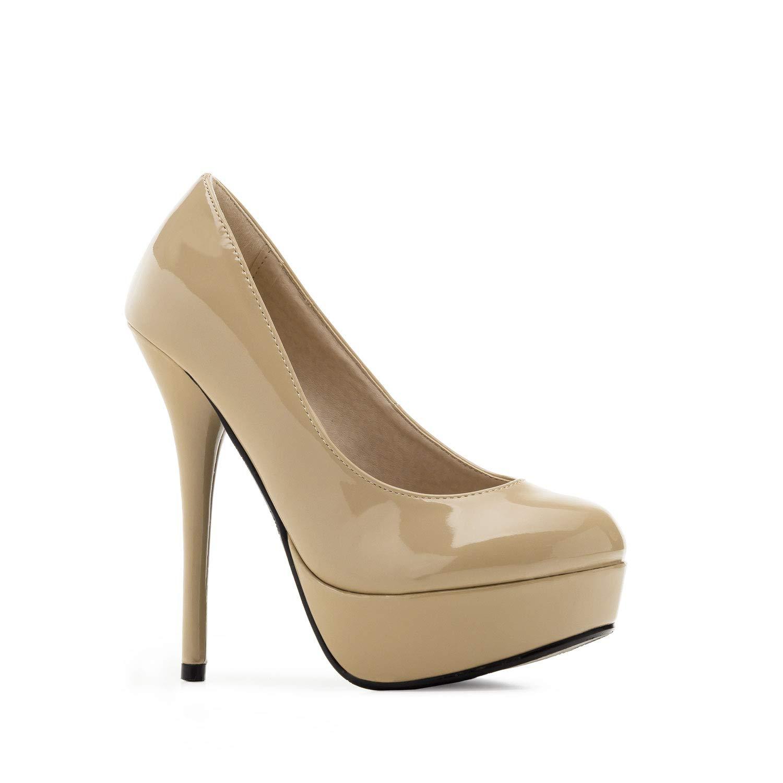 TALLA 35 EU. Andres Machado453ón en Soft con tacón de 14 cm…Andres Machado453ón en Soft con tacón de 14 cm. para Mujer Tallas de la 32 a la 46.