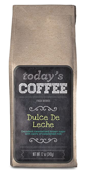 Todays Ground Coffee Dulce De Leche 12 oz (340g)