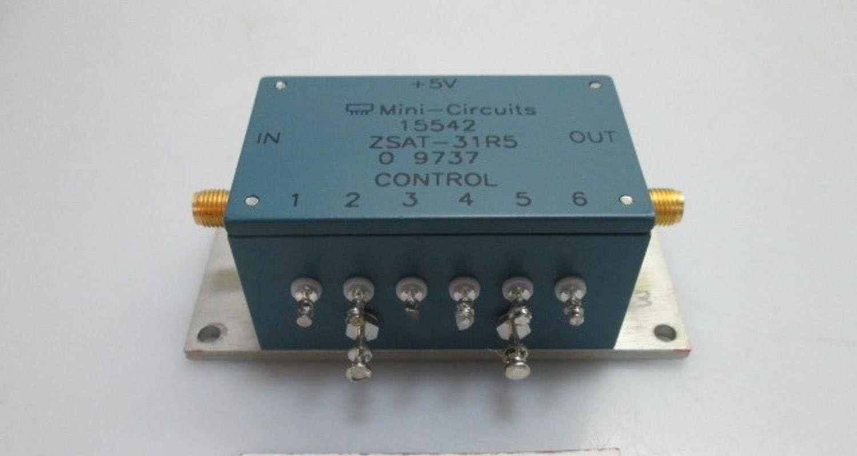 Mini-Circuit ZSAT-31R5 Precision Digital Step Attenuator