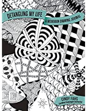Detangling My Life: A Meditation Drawing Journal