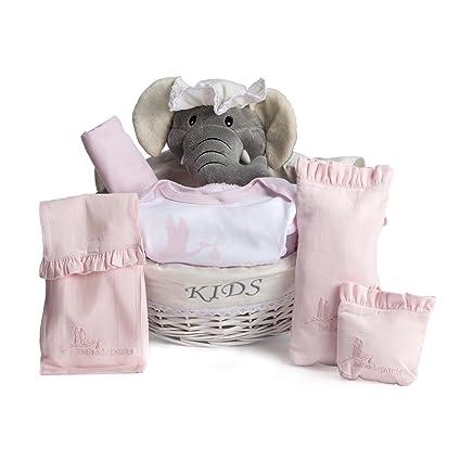 Canastilla bebé Post Hospital Esencial - cesta regalo recién nacido ...