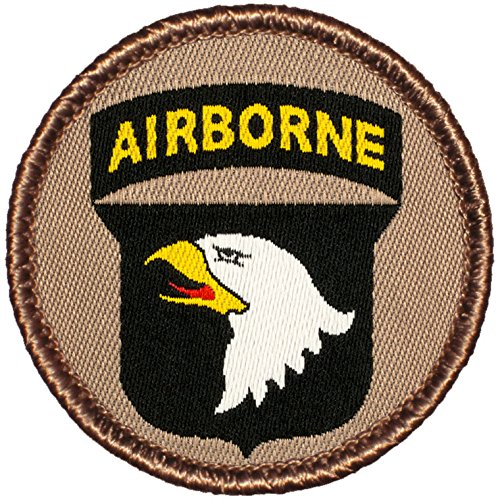 101st Airborne Screaming Eagle Patrol Patch - 2