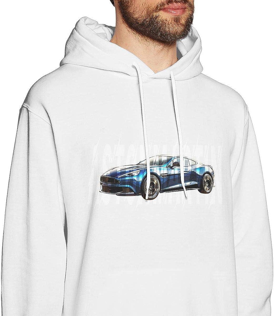 Wild Decisive Car Win Mens Hoodie Sweatshirt Pullover Long Sleeve Lightweight Drawstring Classic Personality