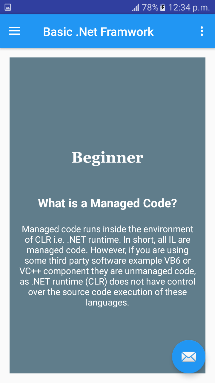 C#  Net Interview Questions