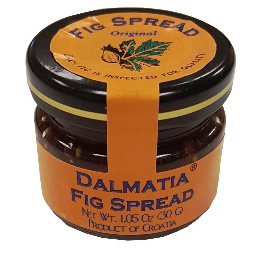 Dalmatia Fig Spread, 1.05 Ounce (Pack of 30)