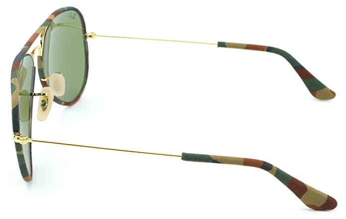 Amazon.com: Ray-Ban Rb3025Jm 168/4E anteojos de sol Multi ...