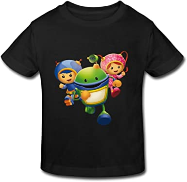 Team Umizoomi Tshirts For Kids 2-6 Years Old